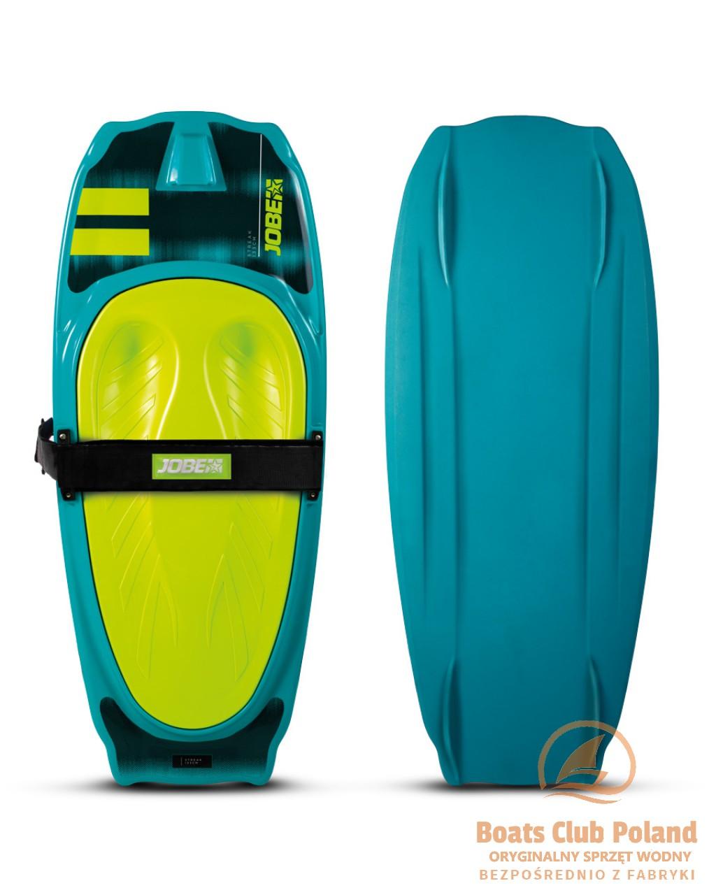 deska-wakeboard-jobe-streak-kneeboard-vintage-teal