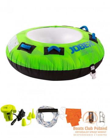 ponton-plywadlo-holowane-jobe-rumble-towable-package-1-osoba-green